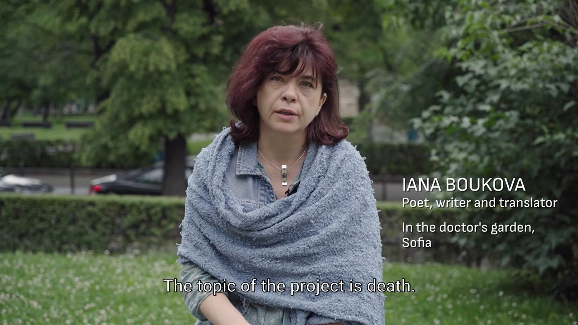 Iana Boukova Sariev Isolation
